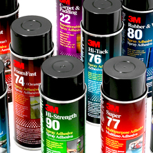 Silicones, Adhesives & Paints
